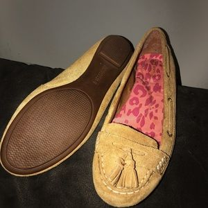 NEW Sperry top-sider boat shoes size 8